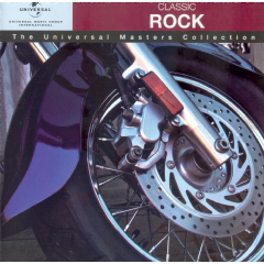 Classic Rock - Classic Rock - Universal Masters Series (CD)
