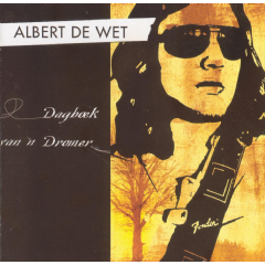 Albert De Wet - Dagboek Van 'n Dromer (CD)
