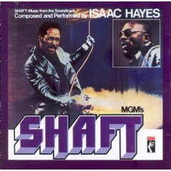 Isaac Hayes - Shaft (CD)