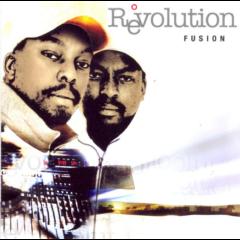 Revolution - Fusion (CD)