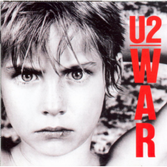 U2 - War - Remastered (CD)