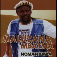 Maluzana Mbatma - Nomathemba (CD)