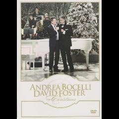 Andrea Bocelli - My Christmas (DVD)