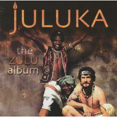 Juluka - Zulu Album (CD)