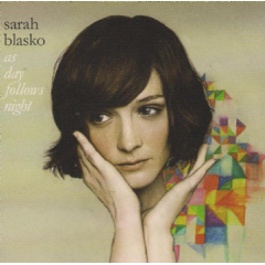 Sarah Blasko - As Day Follows Night (CD)