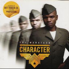 Character - Character (CD)
