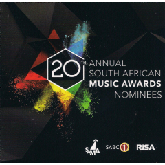 Sama 20 - 20th Annual South African Music Award Nominees (CD)