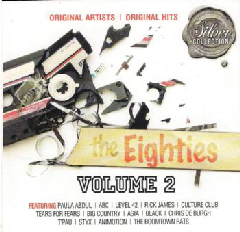 80's Vol. 2 - 80's - Vol.2 - Silver Collection (CD)