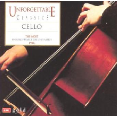 Unforgettable Classics - Cello - Various Artists (CD)