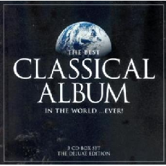 Best Classical Album In The Wolrd...Ever - Various Artists (CD)