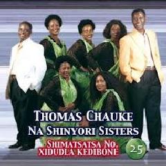 Chauke Thomas - Shimatsatsa No.25 - Xidudla (CD)