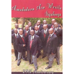 Amadodana Ase Wesile - Siyabonga 20th Anniversary (DVD)