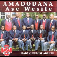 Amadodana Ase Wesile - Mabakudumis' Abantu (CD)