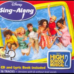 Children - Sing-a-Long High School Musical 2 (CD)