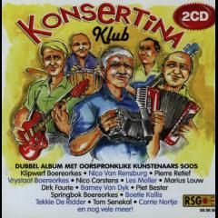 Konsertina Klub - Various Artists (CD)