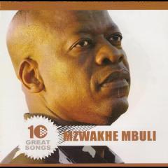 Mbuli Mzwakhe - 10 Great Songs (CD)