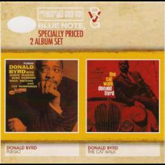 Byrd Donald - Fuego / The Catwalk (CD)