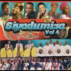 Siyadumisa - Vol.4 - Various Artists (CD)
