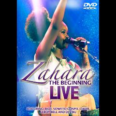 Zahara - The Beginning Live (DVD)