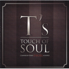 A Touch Of Soul - Presented By T Bose - Various Artists (CD)