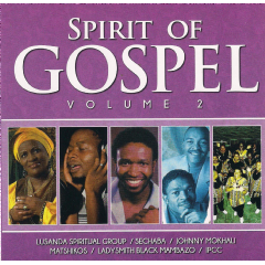 Spirit Of Gospel - Vol.2 - Various Artists (CD)