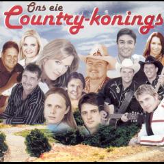 Ons Eie Country-Konings - Various Artists (CD)