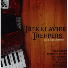 Trekklavier Treffers - Various Artists (CD)