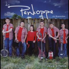 Penkoppe Jnr.Boereorkes - Jeug-erfenis (CD)