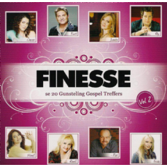 Finesse Se 20 Gunsteling Gospel Treffers - Vol.2 - Various Artists (CD)