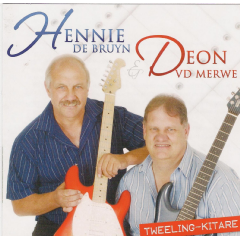 Hennie En Deon - Tweeling Kitaar (CD)