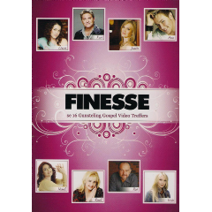 Finesse Se 20 Gunsteling Gospel Video Treffers - Various Artists (DVD)