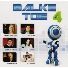 Balke Toe - Vol.4 - Various Artists (CD)