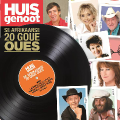 Huisgenoot se Afrikaanse 20 Goue Oues - Various Artists (CD)