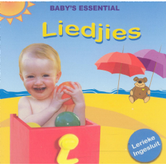 Children - Baby's Essential - Liedjies (CD)