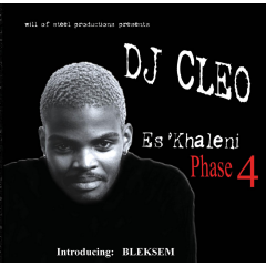 DJ Cleo - Eskhaleni Phase 4 (CD)