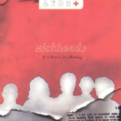 Wickhead - If It Hurts, It's Healing (CD)