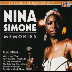 Simone, Nina - Memories (CD)