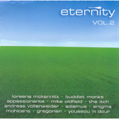 Eternity Volume II - Various Artists (CD)