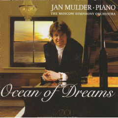 Jan Mulder - Ocean Of Dreams (CD)
