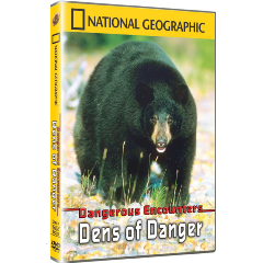 Dens Of Danger - (DVD)