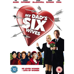 My Dad's 6 Wives (DVD)
