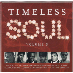 Timeless Soul - Vol.3 - Various Artists (CD)