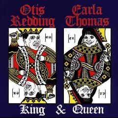 Otis Redding & Carla Thomas - King & Queen (CD)