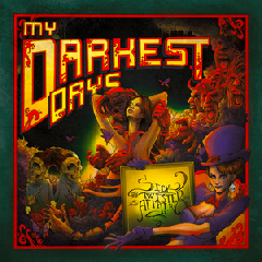 my Darkest Days - Sick And Twisted Affair (CD)