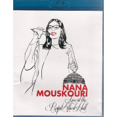 Nana Mouskouri - Live At The Royal Albert Hall (Blu-Ray)