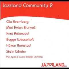 Jazzland Community 2 - Various Artists (CD)