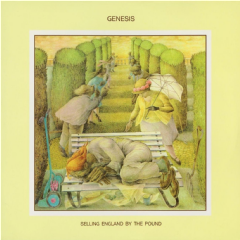 Genesis - Selling England By The Pound (Vinyl)