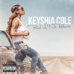 Keyshia Cole - Point Of No Return (CD)