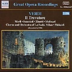 Angelis, Nazzareno de / Merli, Francesco / Molinari, Enrico / Scacciati, Bianca - Il Trovatore (CD)