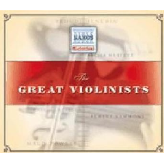The Great Violinists - Various Artists (CD)